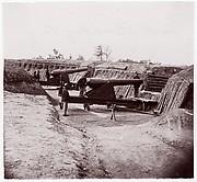 Fort Brady, James River