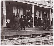 Hanover Junction Station, Pennsylvania