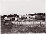 Geisboro D.C., Barracks at Fort Carroll