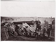 Fort Gaines, Officers of the 55th New York Volunteers