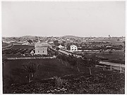 Gettysburg from the West