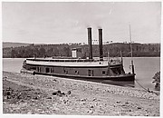 """General Grant"" at Kingston Gap, Tennessee River"