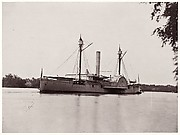 "U.S. Ship ""Mendota"", James River"