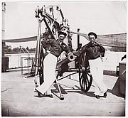 Officers of U.S.S. Hunchback