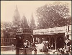 [Temple of the Golden Cow, Benares]