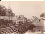 [Monkey Temple, Benares]