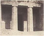 Béni-Haçan, Architecture Hypogéene - Tombeau d'Amoneï