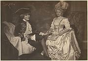 The Baronin B. and Miss M. - Rosenkavalier