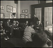 Henry Wallace with Group