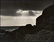 [Clouds, Rocks, and Ocean]
