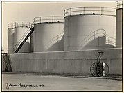 Gasoline Tanks, San Francisco