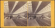 [Group of 6 Early Stereograph Views of Birmingham, England]