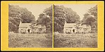 [Group of 8 Early Stereograph Views of British Cemeteries]