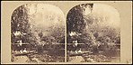 [Group of 5 Stereograph Views of British Castles]