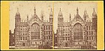[Pair of Stereograph Views of the House of Lords, London, England]