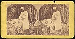 [Group of 7 Stereograph Views of Families With Babies]