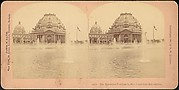 [Group of 3 Stereograph Views of the 1901 Pan American Exposition, Buffalo, New York]