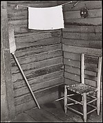 Kitchen Corner, Tenant Farmhouse, Hale County, Alabama
