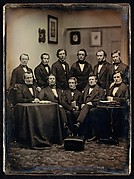 [Boston Lawyers or Clergymen (?)]
