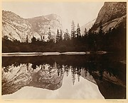 Mirror Lake, Valley of the Yosemite