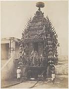 Juggernaut Car, Madras