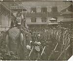 [Coronation of Prime Minister Mohar Samser, Nepal]