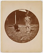 [Snapshot, Dog and Man]