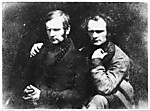 Mr. Thomas Duncan, R.S.A., and His Brother