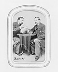 [Carte-de-Visite Album of Famous American Personages]