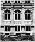 Reconstruction de l&#39;Htel de Ville de Paris par T. Ballu