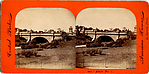 [14 Stereographic Views of Denesmouth Arch, Central Park, New York]