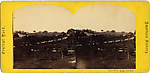 [21 Stereographic Views of Iron Bridge, Central Park, New York]