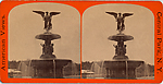 [33 Stereographic Views of Bethesda Fountain: Close-up, Central Park, New York]