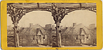 [3 Stereographic Views of Children's Cottage, Children's Shelter, Dairy, Central Park, New York]