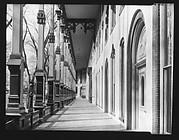 [United States Hotel Porch, Saratoga Springs, New York]