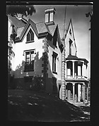 [Right Wing of Gothic Revival House, Northampton, Massachusetts]