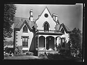 [Gothic Revival House, Northampton, Massachusetts]