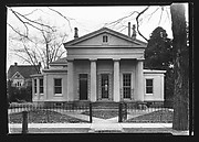 [Greek Revival House, Kingston, New York]