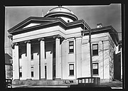 [Domed Greek Revival Building, Syracuse, New York?]