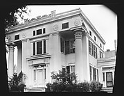 [Greek Revival House with Massive Corinthian Columns]