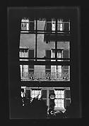 [Window in Darkened Room on West Cedar Street, Boston, Massachusetts]
