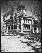 [Longwood Plantation House, Near Natchez, Mississippi]