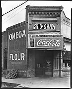 [Thigpens Groceries and Hardware Store, Marion, Alabama]