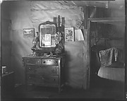 [Dressing Stand and Doorway]