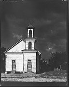 [Wooden Church (or Schoolhouse?)]
