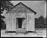 [Clean Hill Wooden Schoolhouse, Alabama]