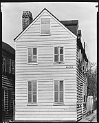 [Frame House on Corner, Charleston, South Carolina]