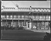 [Phoenix Building with Second Story Balcony Grillwork on Water Avenue, Selma, Alabama]