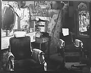 [Barber Shop Interior, Atlanta, Georgia]