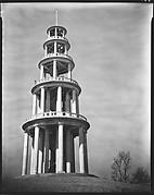 [Observation Tower, Erected as Battlefield Monument, Vicksburg, Mississippi]